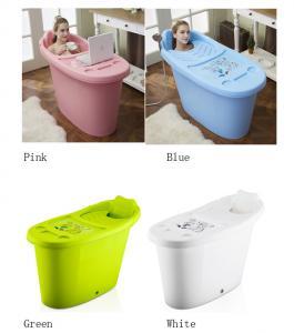 Low Price Food Grade Plastic Tub Pp Material Adult Bathtub Portable
