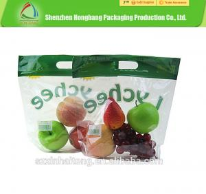 China Plastic fruit bag for grape, banana, orange,etc. on sale