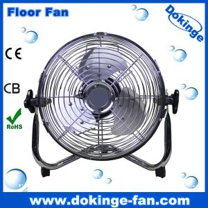 China 9 industrial floor fan with 3pcs metal blades (FF23-09) on sale