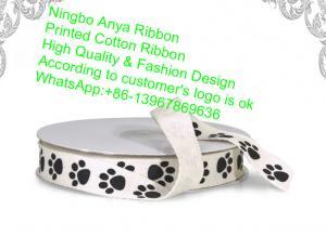 China Print Ribbon,Fashion Ribbon,Cotton Tape,Cotton Ribbon,1/4,3/8,5/8,Lace,Clothing Accessories,quincunx on sale