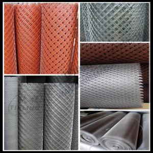 China 丈夫な、耐久アルミニウムは金属の木ずりの網を拡大しました on sale
