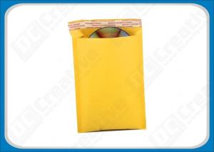China Eco Mailing Bubble Envelopes Brown Kraft Bubble Mailer Envelopes 9 × 12 Envelope on sale