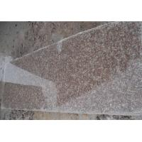 Hottest China Granite Tiles / Granite Flooring (G687) Peach red Polished Granite On Sales
