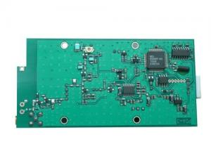 China PDA-5-TCXO UHF Receiver Board 25KHz 1200bps Data Transmission Rate on sale