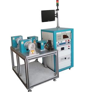 China Balance Car Electric Motor Testing System , DC Motor Loading Test System on sale