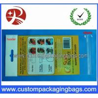 Recycling Self-adhesive Custom Packaging Bags Durable For Crafts