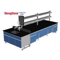 High hardness, resistance to acid alkali laboratory furniture,lab inland worktop