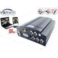 China 720P Vehicle camera DVR System for Cars and Taxis Vehicle Camera monitoring system 4 input on sale