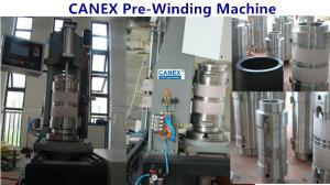China canex Auto winding machine for coated wire onto inner Core Moulds and Moulds on sale