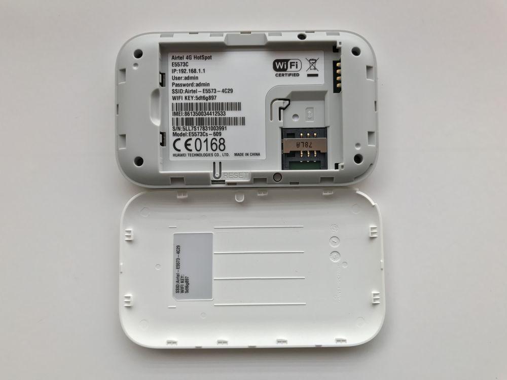 New arrival Huawei unlocked E5573s-609 4g wifi hotspot for sale