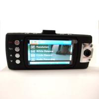"2.7"" tft screen H.264 hd double lens dual-channel 1080p driving recorder security car blackbox dvr camera"