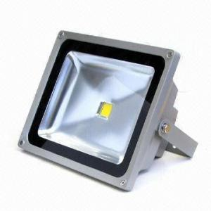 China 50W LED Floodlight IP65 Waterproof 6500K White Color for Outdoor Lighting on sale