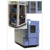 Battery Test ESS Chamber Environmental Rapid / Climatic Testing Equipment