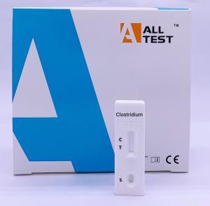 China Infectious disease testing Clostridium difficile GDH Rapid Test Cassette on sale