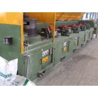 China Mild Carbon Steel Straight Line Wire Drawing Machine With Customized Drawing Speed on sale