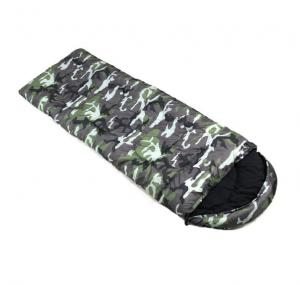 China Adults 1350g 400t Nylon Thermal Sleeping Bag For Camping on sale