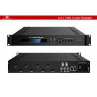 China 8 In 1 HDMI Encoder Modulator on sale