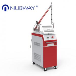 China Professional nd yag laser tattoo removal machine for skin rejuvenation pigment on sale