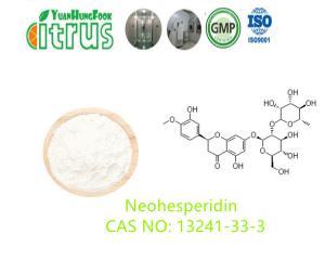 China Baby Oranges White Crystalline Neohesperidin  Powder 94.0% HPLC  CAS 13241-33-3 on sale
