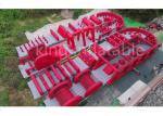50m long 5k inflatable Obstacle Course children amusement park for kids and adults