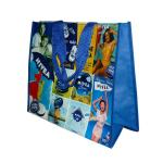 Printing Recyclable Laminated Non Woven Bag Tote Shopping Bag Tear Resistant