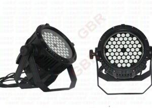 China 108 3w Led Moving Head Led Par Can Lights Wit Dmx Wireless Controller on sale