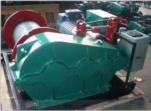 China Material Handling Tools JM Series Low Speed Electric Winch For Sale on sale