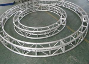 China Exhibition Advertising Square Aluminum Truss Light Truss Stage Truss on sale