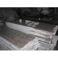 Hottest China Granite Tiles / Granite Flooring (G687) Peach red Polished Granite On Sales