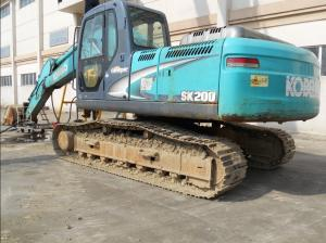 China Used excavator KOBELCO 20 tons on sale