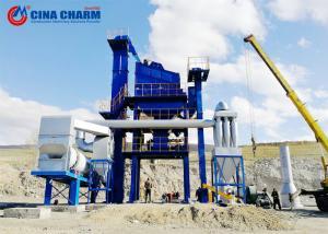 China Customized Bitumen Asphalt Mixing Plant Batch Type Heavy Hot Mix Equipment on sale