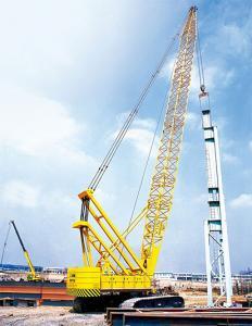 China XCMG Crawler Crane QUY250 on sale