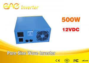 China Solar Home Inverter Online Low Frequency Pure Sine Wave 12volt  500Watts With UPS Charger on sale