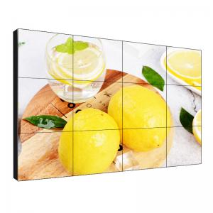 China High Brightness LCD Video Wall Full Wide Angle Large Screen With Samsung DID Panel on sale