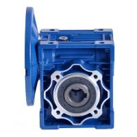 China Nmrv Series Worm Drive Gearbox , Worm Gear Reducer 0.06-15KW Rated Power on sale
