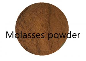 China Water - soluble Yeast Dried Molasses Powder With 5 - 6 PH  Value on sale