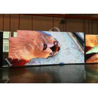 China SMD 3535 High Definition LED Billboard IP65 Dustproof Low Power Consumption on sale