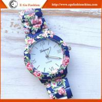 OEM Watch Customized Logo Watch Fashion Dress Watches for Girls Luxury GENEVA Quartz Watch
