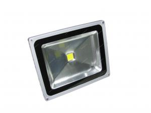 China Small IP65 Square outdoor color led flood lights 1W / 3W CE & ROH for parking lot , gymnasium on sale