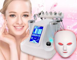 China Facial Skin Care Multifunction Beauty Machine 6 In 1 Hydra Water Dermabrasion on sale