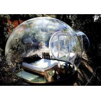 Customized Inflatable Bubble Tent , Transparent Bubble Rooms 2 Years Warranty