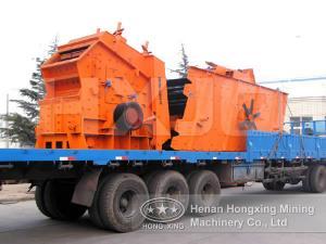 China hard rock crushing machine on sale