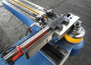 China Metal Stainless Steel Boiler Tube Bending Machine , Automatic Tubing Bender on sale