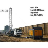 300m truck mounted water well driling rig