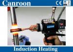 Máquina de calefacción de frecuencia media portátil de inducción de la fabricación de China con el transformador del PDA