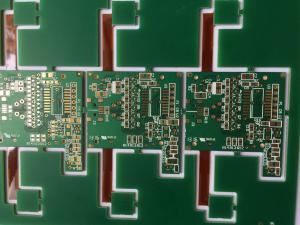 China Smart electronic rigid flexible pcb , multilayer pcb board UL / ROhs certification on sale