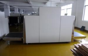 China High Energy Security X Ray Inspection Machines , Baggage X-ray Detection Equipment on sale