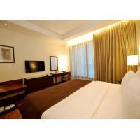 China Dubai Holiday Luxury Hotel Standard Design Bedroom Furniture Set With Fabric/PU/leather on sale