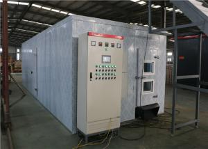 China Height 4.5m Sludge Dryer Machine PLC Programmable Controller High Efficiency on sale