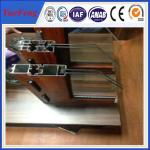 China Hot sell good quality bridge-broken thermal-break aluminium profile for Windows wholesale